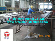 Precision Seamless Black Phosphating Steel Tube for Hydraulic Systems