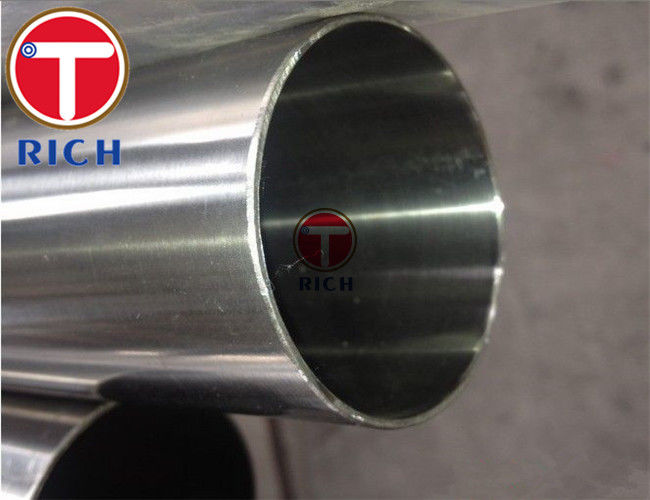 Astm A270 Stainless Steel Tube Bright Annealed Welded With Od 4mm - 1200mm