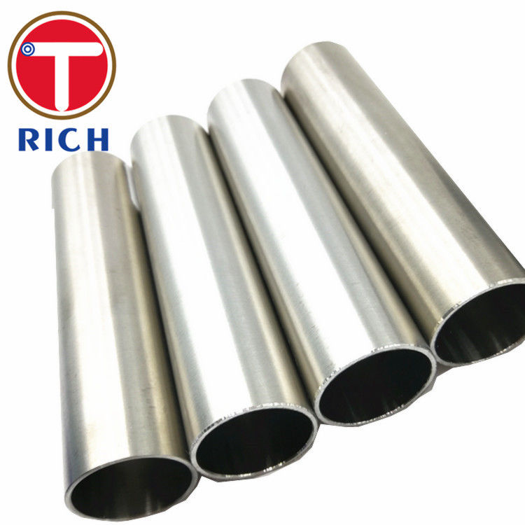 Precision Welded Stainless Steel Round Tube 300 Series