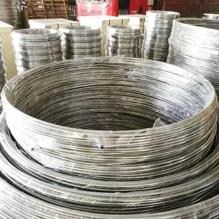 Astm A789 Uns S31803 Super Duplex Stainless Steel Tube